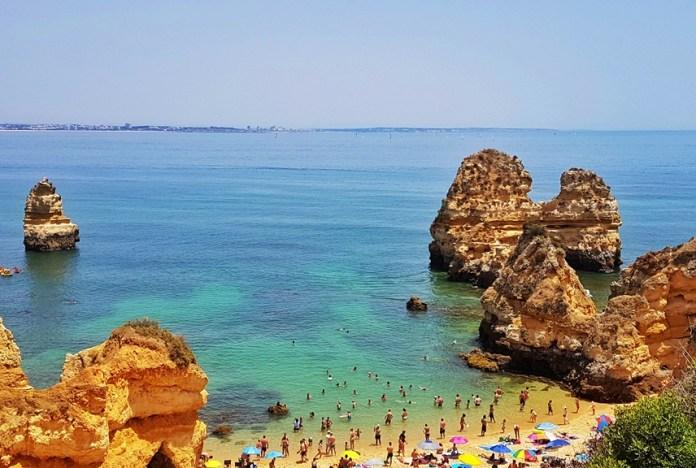 Praia do Camilo - Algarve