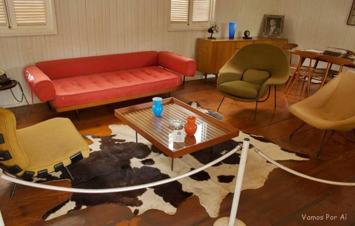 Sala de Despachos do Catetinho em Brasília