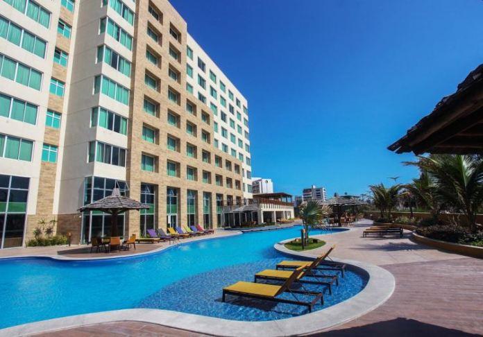 Gran Mareiro na Praia do Futuro , hoteis na praia do futuro em fortaleza