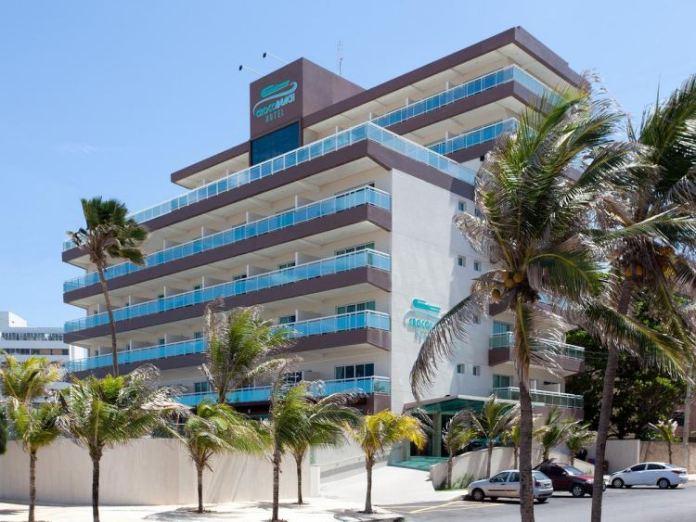 Crocobeach Hotel  na Praia do Futuro