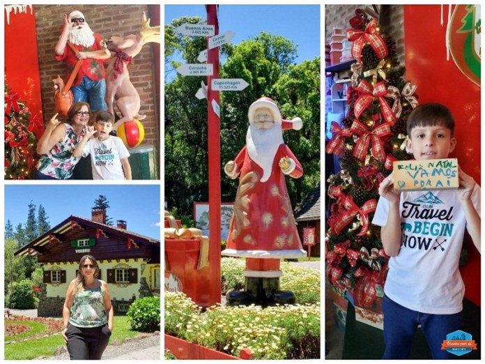 Roteiro em Gramado: Aldeia do Papai Noel em Gramado
