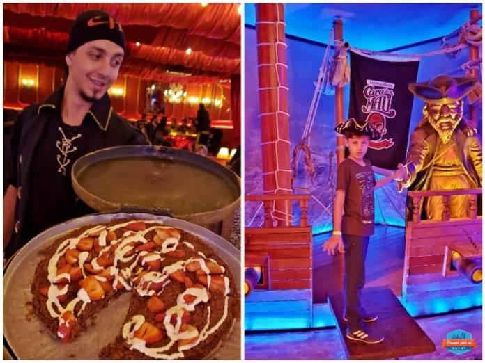 Pizzaria Porto Cara de Mau em Gramado