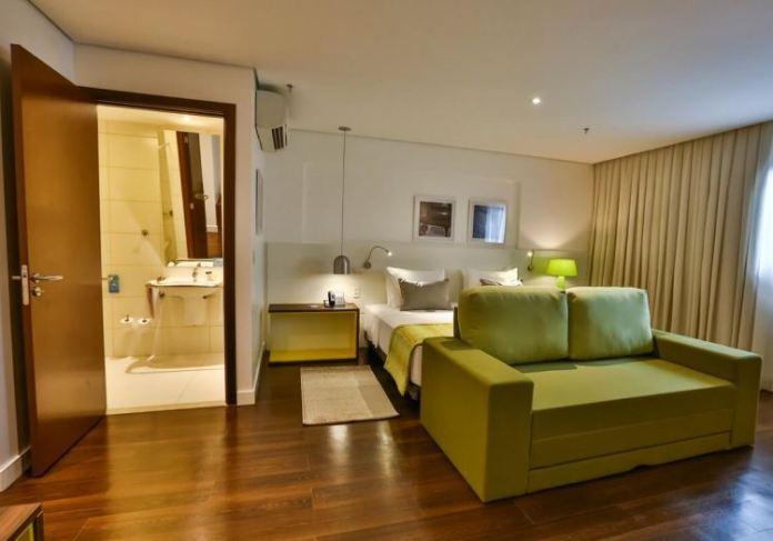 onde se hospedar em Goiânia - hotéis no Jardim em Goiânia, melhor hotel de goiania