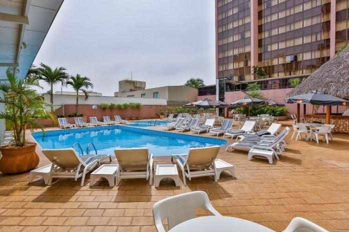 onde se hospedar em Goiânia no setor Oeste, melhores hoteis no setor oeste, hotel cinco estrelas de goiania