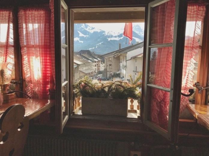 Roteiro na Suíça: Gruyère