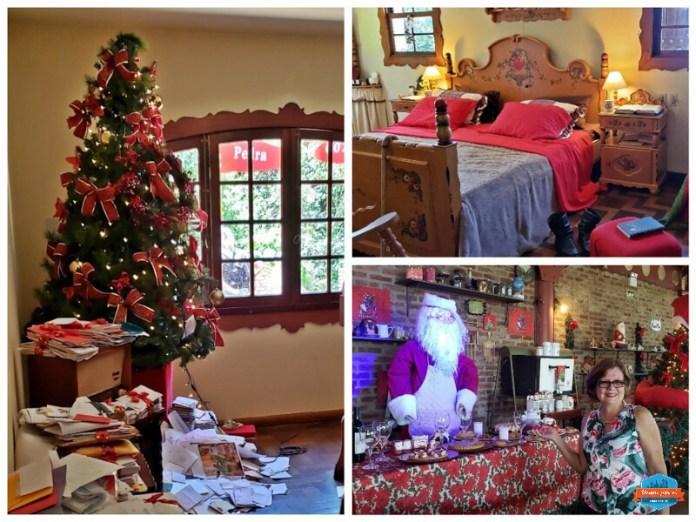 Casa do Papai Noel em Gramado