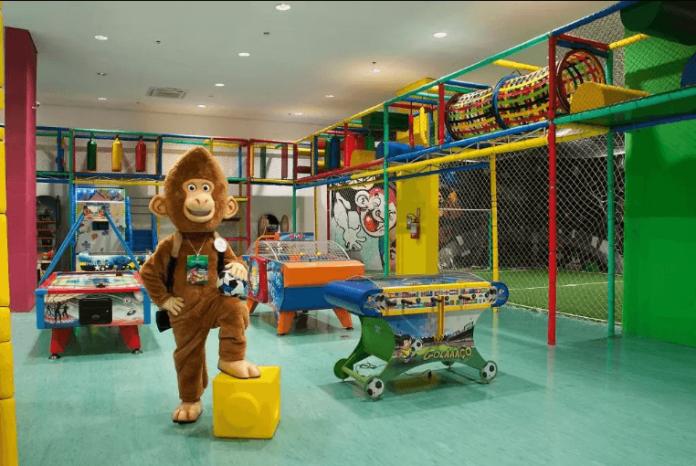 hotel com brinquedoteca em gramado, hotel para ir com crianças em gramado