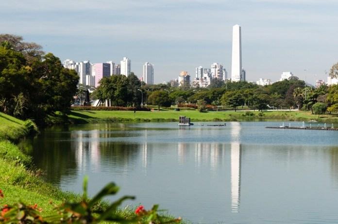 passeios em São Paulo segunda feira: Parque Ibirapuera