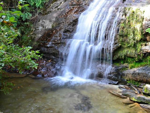 Cachoeiras perto de BH - Cachoeira dos Namorados