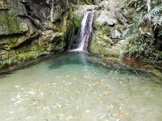 Cachoeira do Poço Encantado