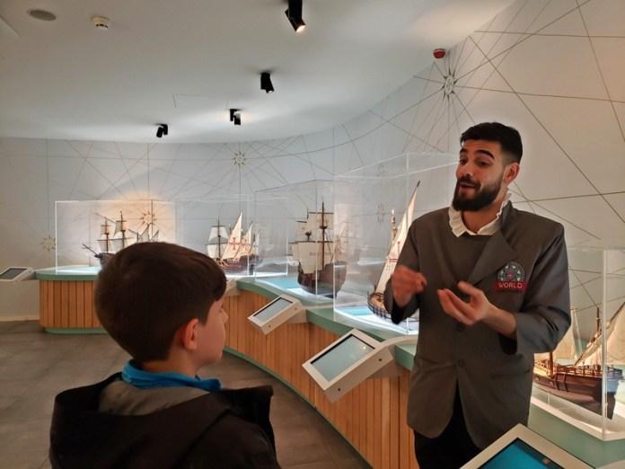 coisas para fazer no Porto com crianças, World of Discoveries no Porto