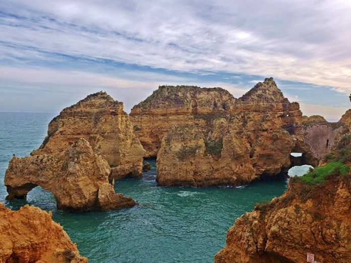 Ponta da Piedade no Algarve, praias do Algarve, praias mais bonitas do Algarve