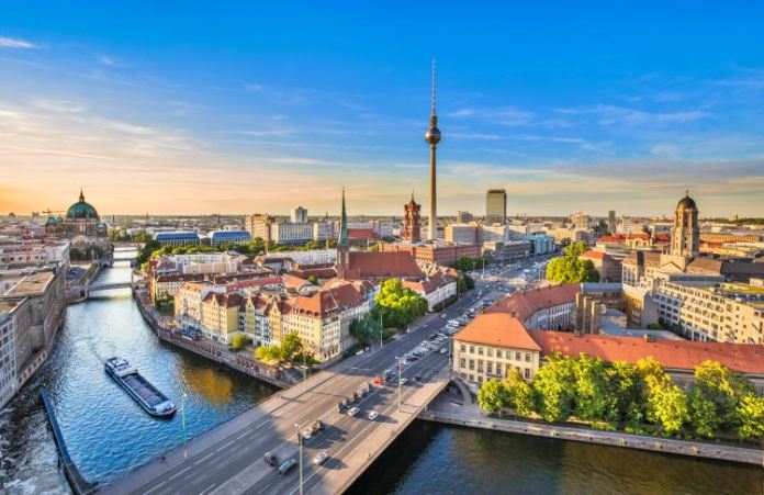 cidades mais importantes da Europa, capitais mais importantes de Europa, Berlim no inverno