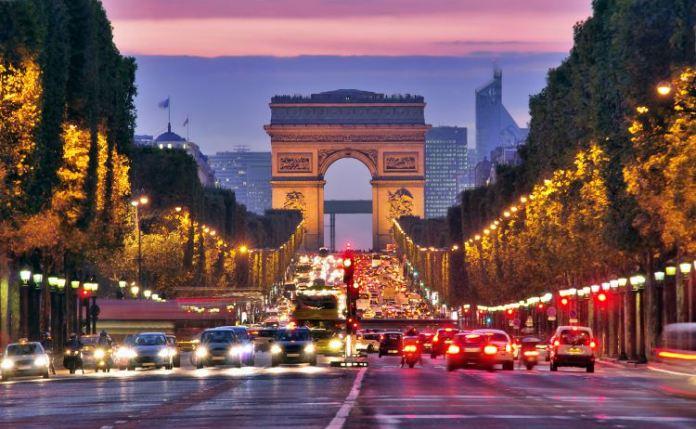 Arco do Triunfo, Paris, pontos turísticos de paris, pontos turisticos de paris