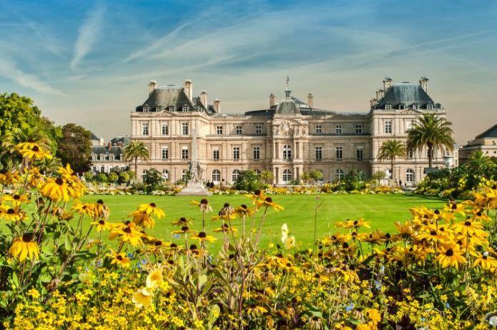 Principais pontos turísticos de Paris: Palácio de Luxemburgo