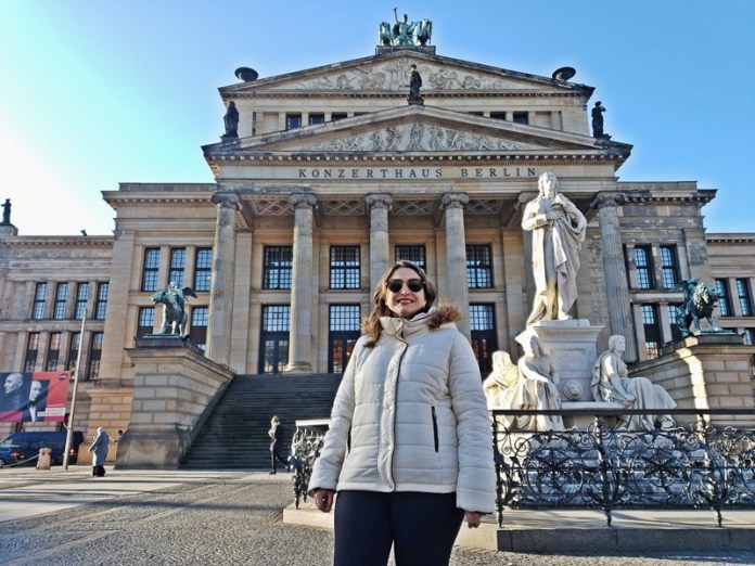 Gendarmenmarkt em Berlim, Walking tour Berlim, paradas do walking tour em berlim