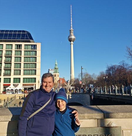 Monumento mais alto da Alemanha, Torre de TV de Berlim, Berlim, walking tour em Berlim