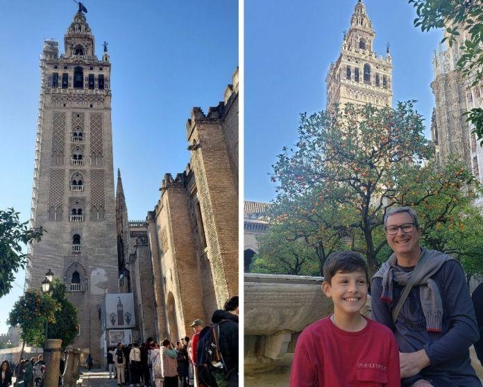 Torre La Giralda