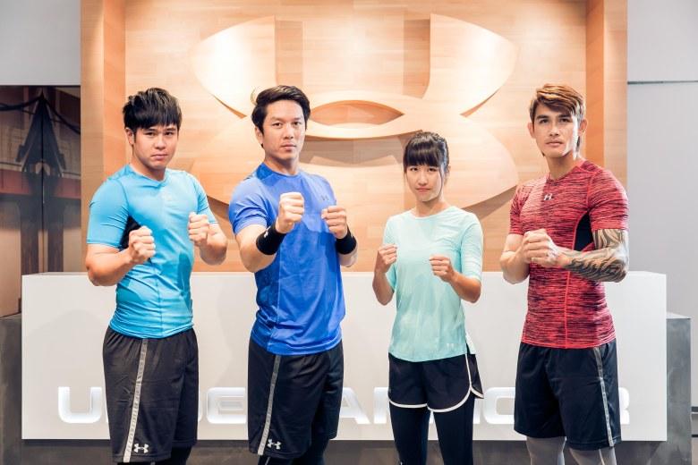 UNDER ARMOUR大中華區首家跑步概念店正式開幕