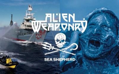 Kaitiakitanga with Alien Weoponry and Sea Shepherd