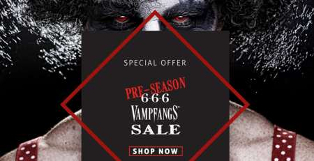Vampfangs Pre Season Contact Lens Sale