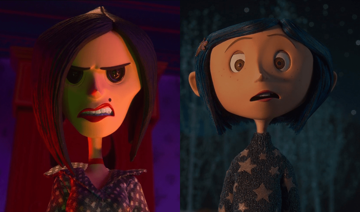 Here's Undeniable Proof That the Other Mother from 'Coraline' is Actually Satan