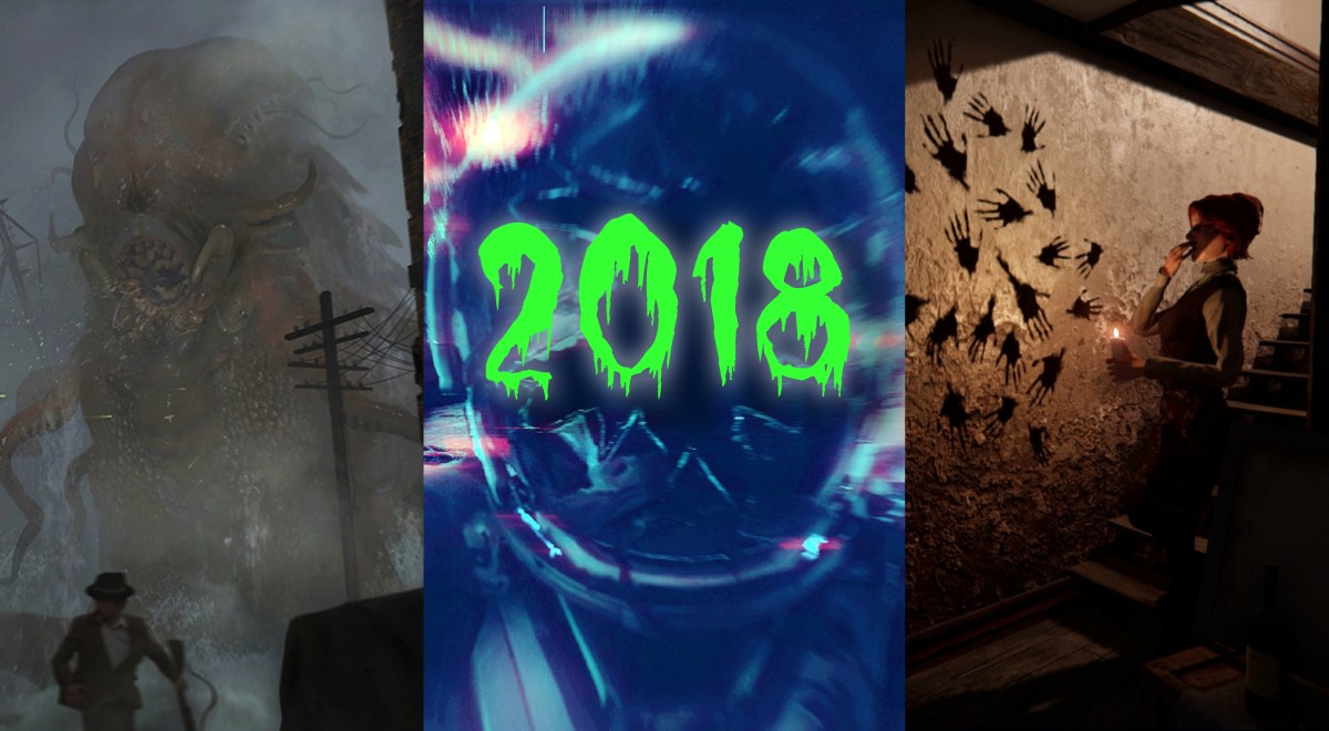 7 Lovecraftian Games to Look Forward to in 2018