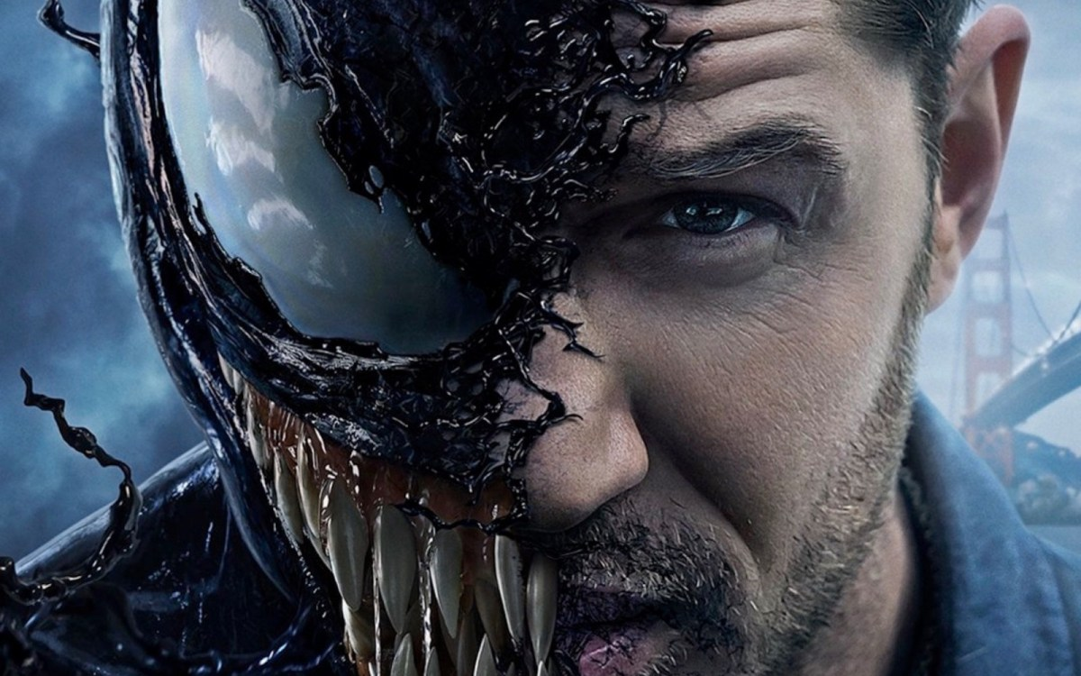 New Trailer for Tom Hardy's 'Venom' Drops at CinemaCon