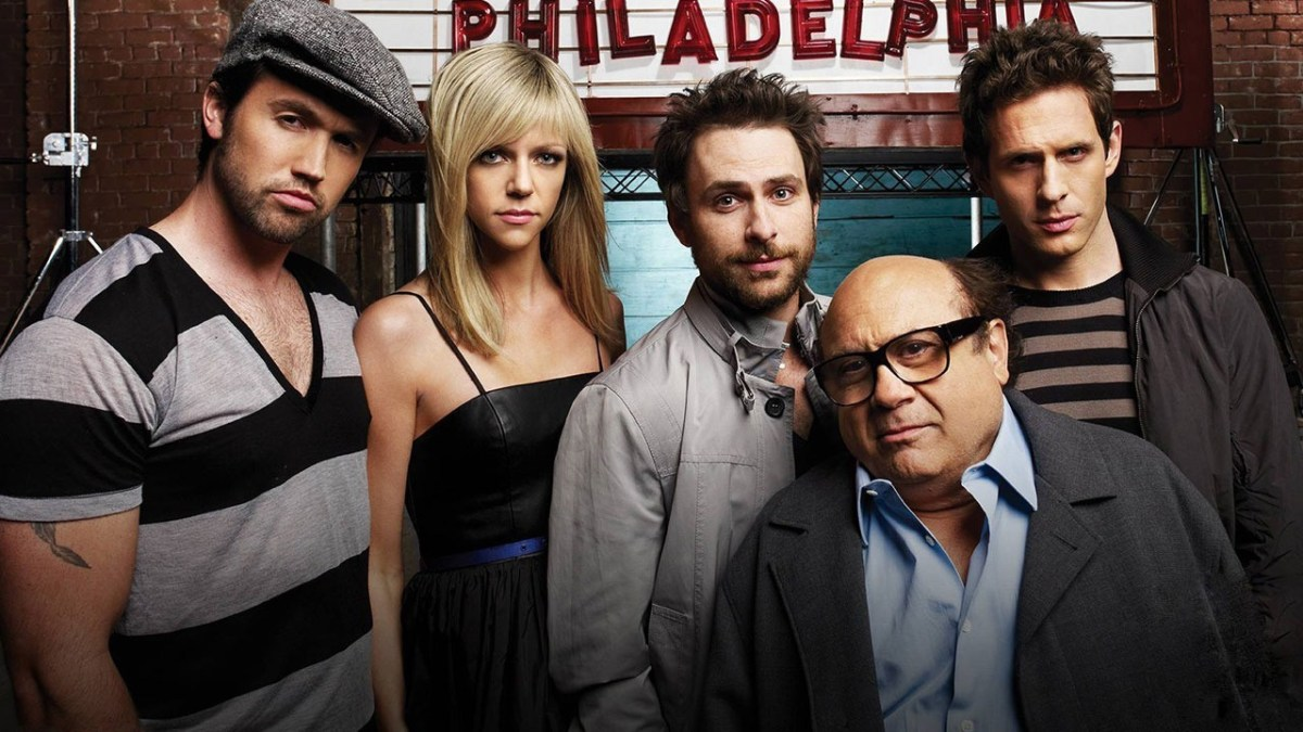 The 'Always Sunny' Gang are Making an Animated Horror-Comedy for Rooster Teeth
