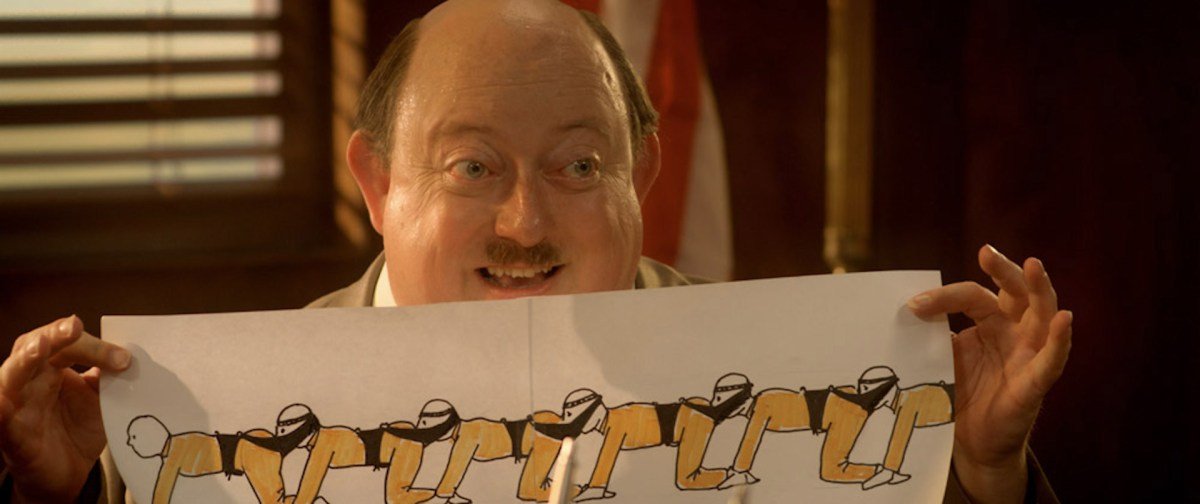 'The Human Centipede' Director Returns with Brutal New Horror Flick 'The Onania Club'
