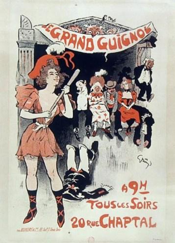 An original poster