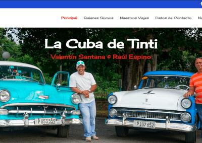 La Cuba de Tinti