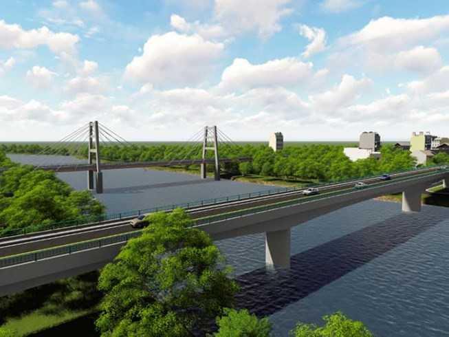 Năm 2018 xây dựng cầu Vàm Sát 2 nối Cần Giờ với trung tâm Sài Gòn