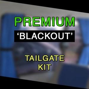Tailgate Premium-Line Curtain Kit for Mazda Bongo-0
