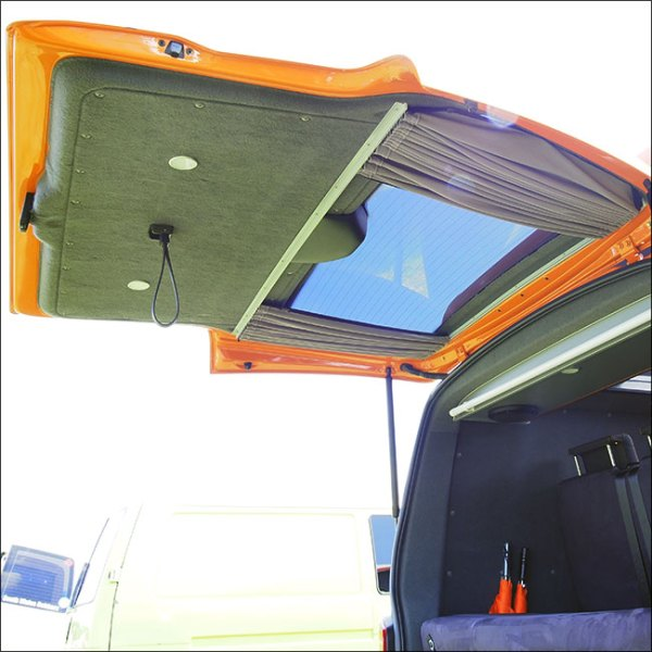 Curtains for VW T5 Premium Create Your Own Bundle-7002