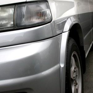 Front Wheel Arch Trims For Mazda Bongo / Ford Freda-0