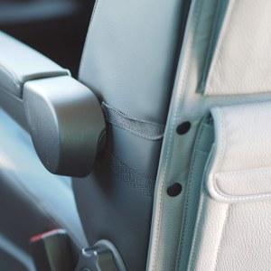 Back Seat Organiser for VW T6 Transporter-8654