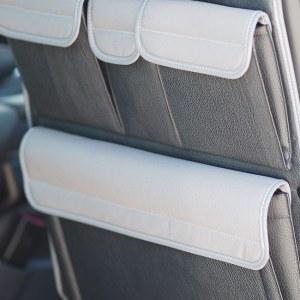 Back Seat Organiser for VW T6 Transporter-8651