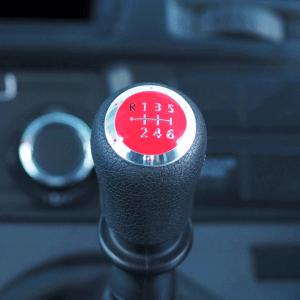 5 Gear Knob Cap / Cover for VW T5 Transporter (The perfect present) -20331