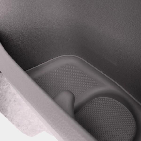 Rubber Door Pocket Inserts for VW T6 Transporter GREY-20634