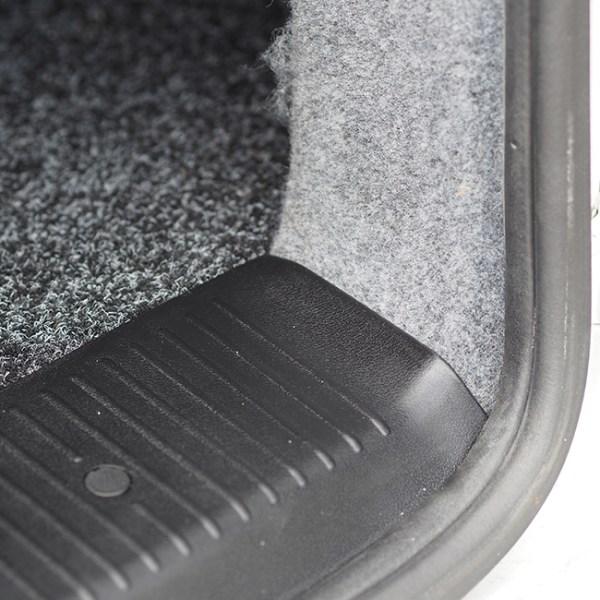 Rear Threshold For VW T5 & T5.1 Barndoor / Twin Door ABS plastic Full length-20570
