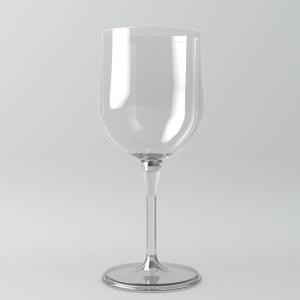 Portable Travel Wine Glass BPA Free Plastic-0
