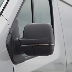 Wing Mirror Trims for Renault Trafic Stainless Steel-0