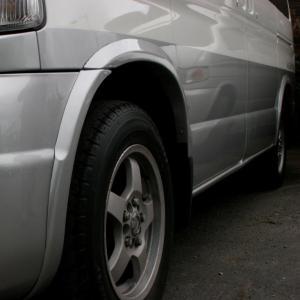 Wheel Arch Trims for Mazda Bongo / Ford Freda -19868