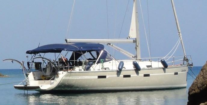 Sailing Blog for Liveaboard in the Med