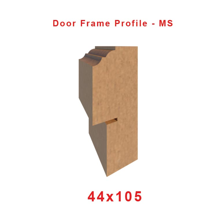 44 x 105 Door Frame Profile