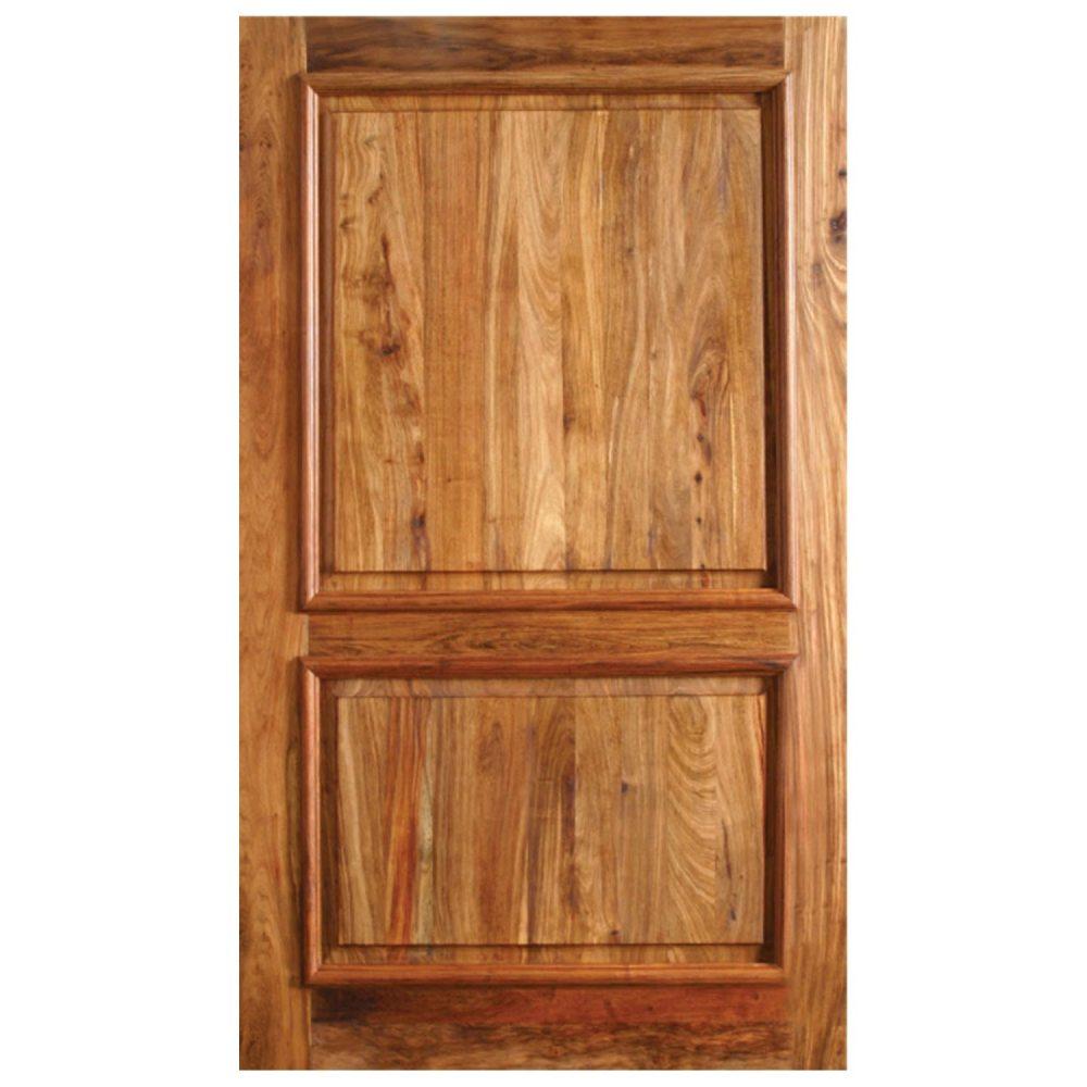 Van Acht Designer Pivot Door 2 Panel
