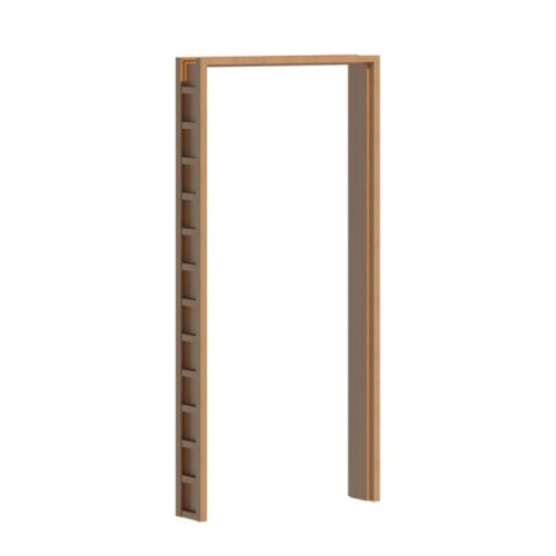Van Acht Wood Interior Door Frame Jambliner J250DR MSF 813