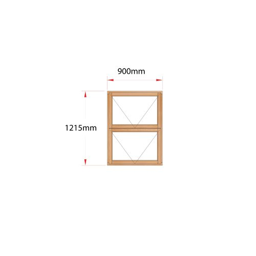 Van Acht Wood Windows Top Hung Product MG9