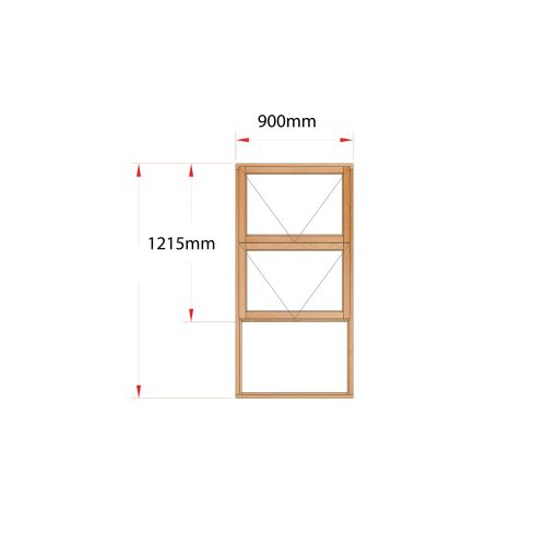 Van Acht Wood Windows Top Hung Product MJ9